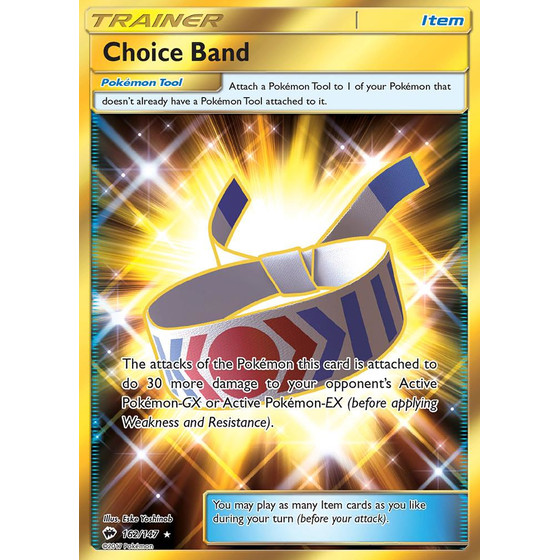 Choice Band - 162/147 - Shiny