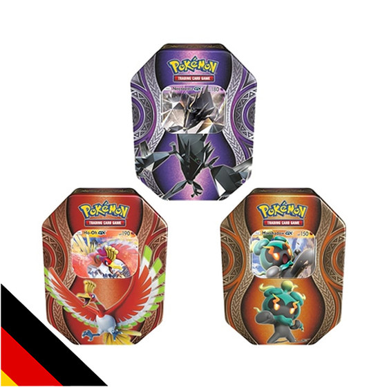 Necrozma GX Herbst Tin 2017 (Deutsch)