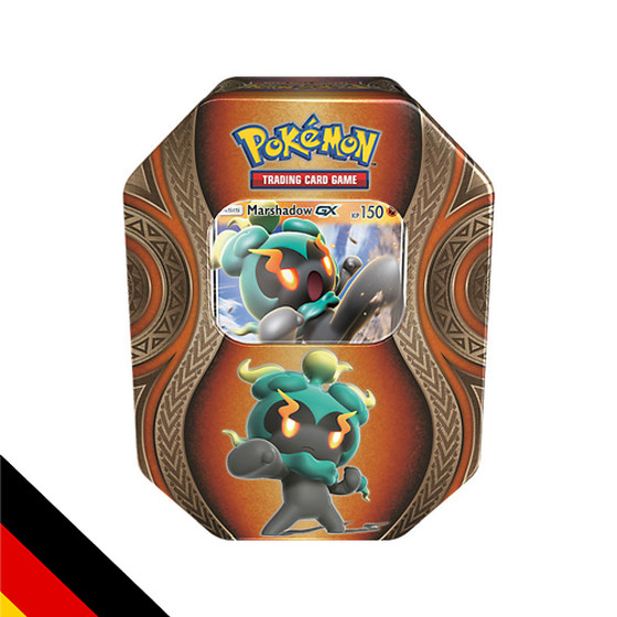 Marshadow GX Herbst Tin 2017 (Deutsch)