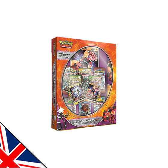 Ultra Beasts GX Premium Collection Buzzwole-GX +...