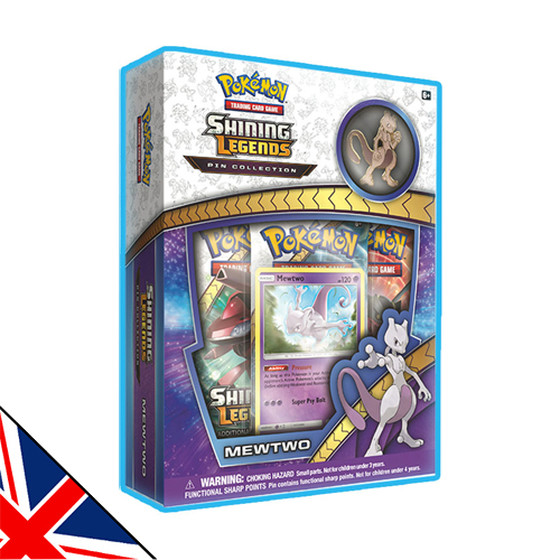 Shining Legends Pin Collection - Mewtwo