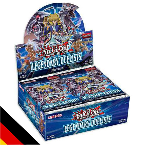 Legendary Duelists Display (36 Booster) Deutsch