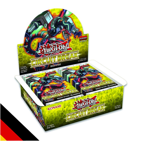 Circuit Break Display (24 Booster) Deutsch