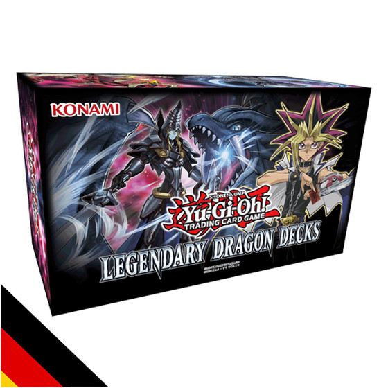 Legendary Dragon Decks - Holiday Box 2017 - Deutsch