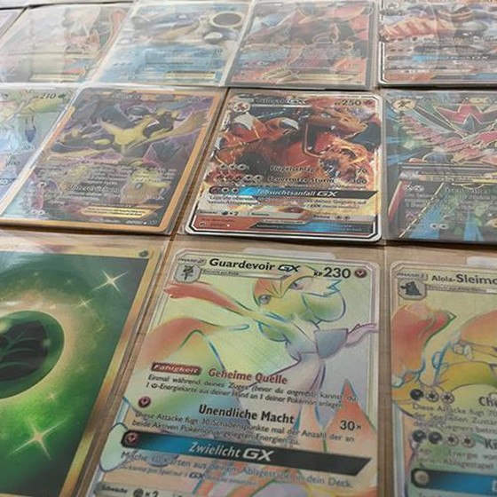 Pokemon Karten Gx Deutsch.10 German Pokemon Cards Including Rare Or Holo Ex Gx Like A Booster Pack