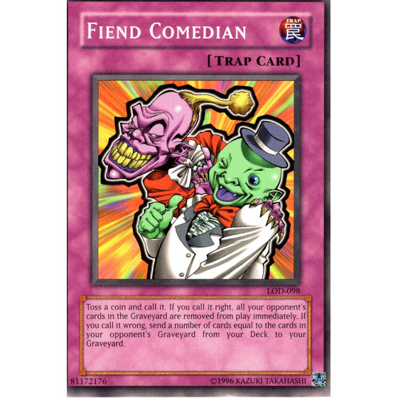 Fiend Comedian - LOD-098 - Common