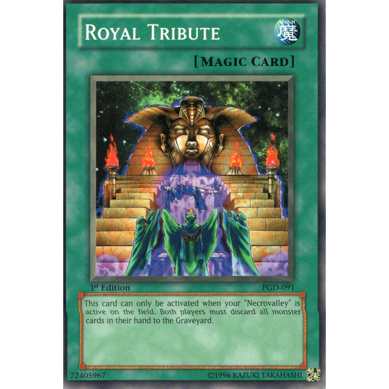 Royal Tribute - PGD-091 - Common