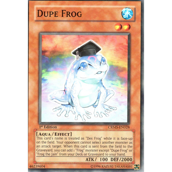 Dupe Frog - CRMS-EN028 - Common