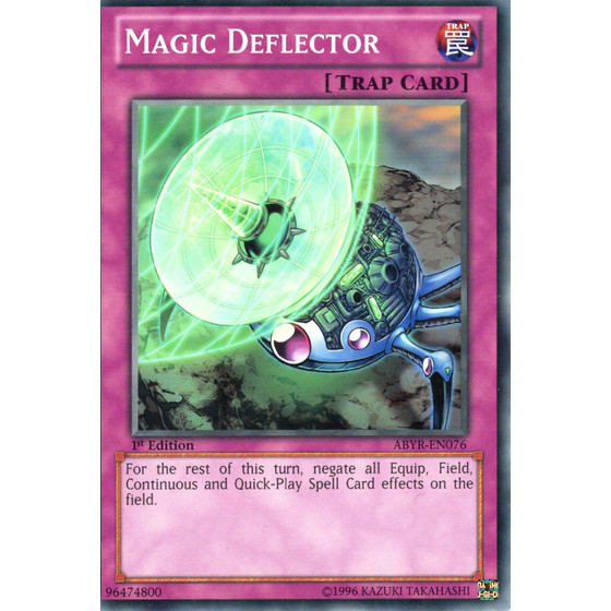 Magic Deflector - ABYR-EN076 - Common
