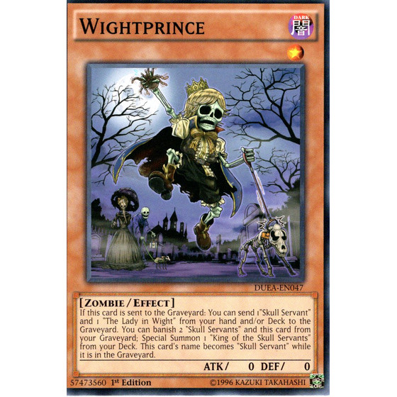Wightprince - DUEA-EN047 - Common