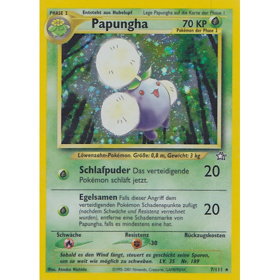Papungha - 7/111 - Holo