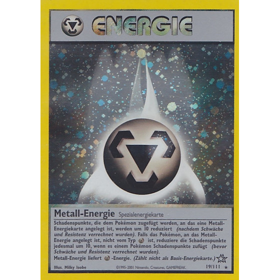 Metall-Energie - 19/111 - Holo