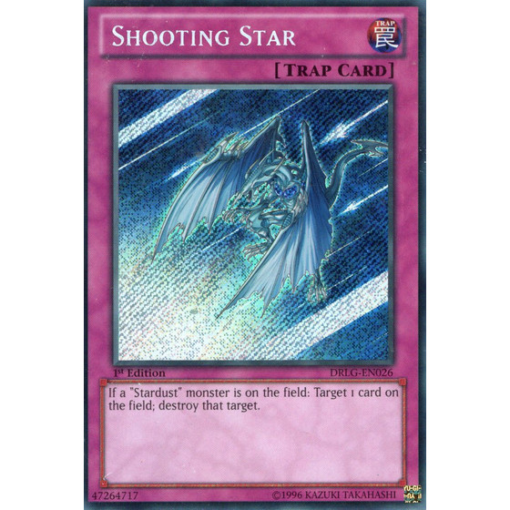 Shooting Star - DRLG-EN026 - Secret Rare