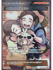 Pokemon Fan Club - 106/106 - Fullart