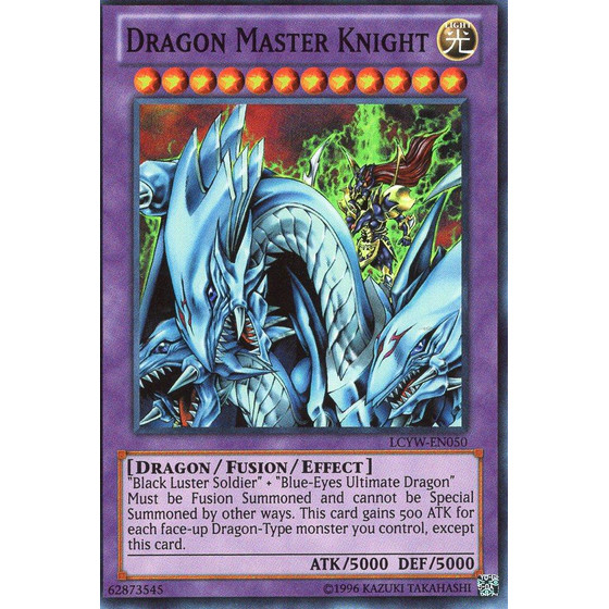 Dragon Master Knight - LCYW-EN050 - Super Rare