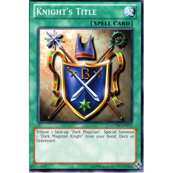 Knights Title - LCYW-EN072 - Common