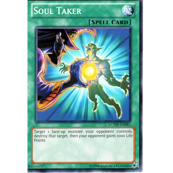 Soul Taker - LCYW-EN081 - Common