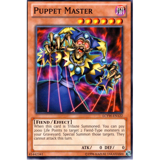 Puppet Master - LCYW-EN122 - Common