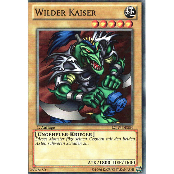 Wilder Kaiser - LCJW-DE004 - Common