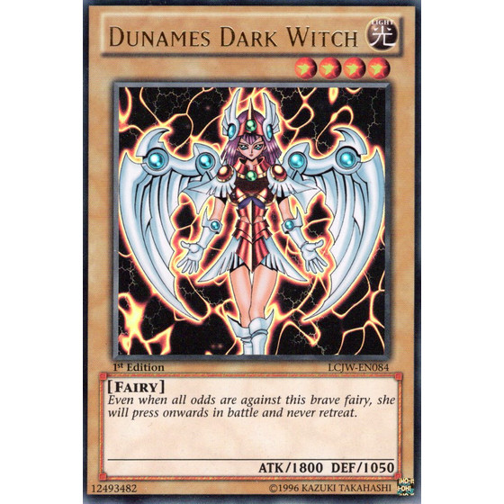 Dunames Dark Witch - LCJW-EN084 - Ultra Rare