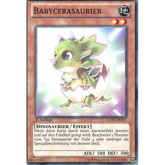 Babycerasaurier - LCJW-DE157 - Common