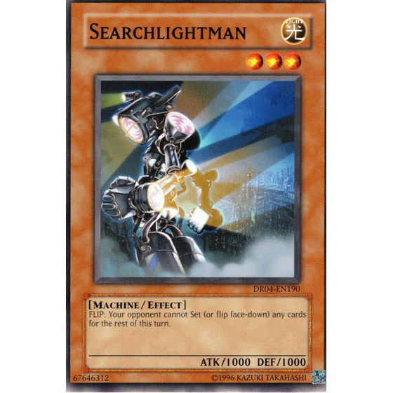 Searchlightman - DR04-EN190 - Common