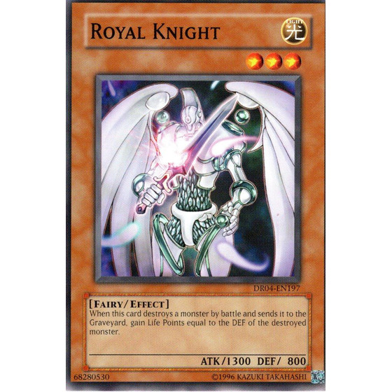 Royal Knight - DR04-EN197 - Common
