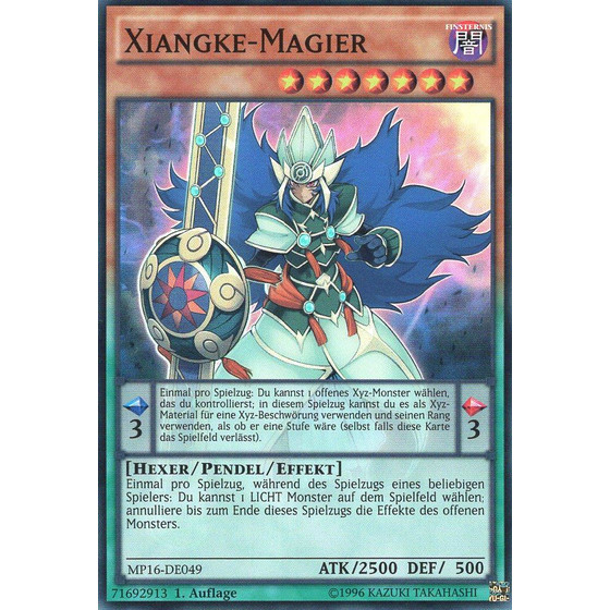 Xiangke-Magier - MP16-DE049 - Super Rare