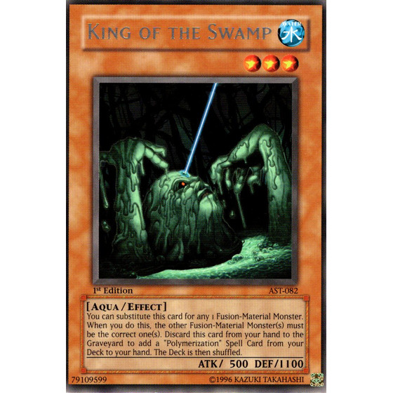 King of the Swamp - AST-EN082 - Rare