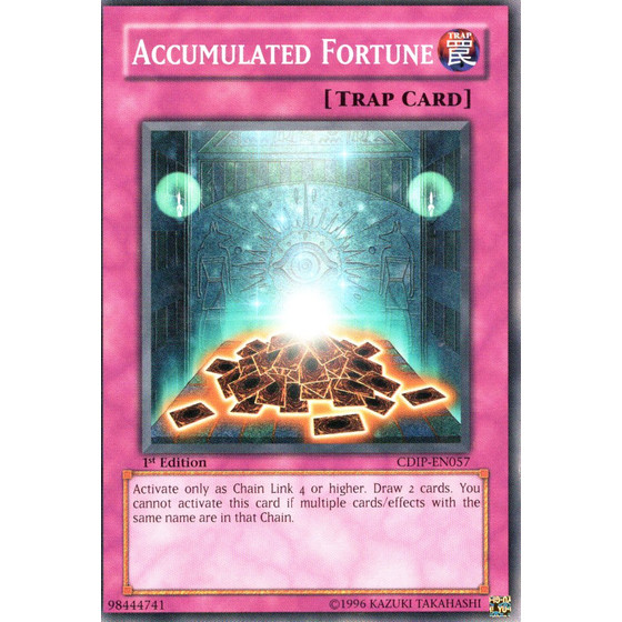 Accumulated Fortune - CDIP-EN057 - Common