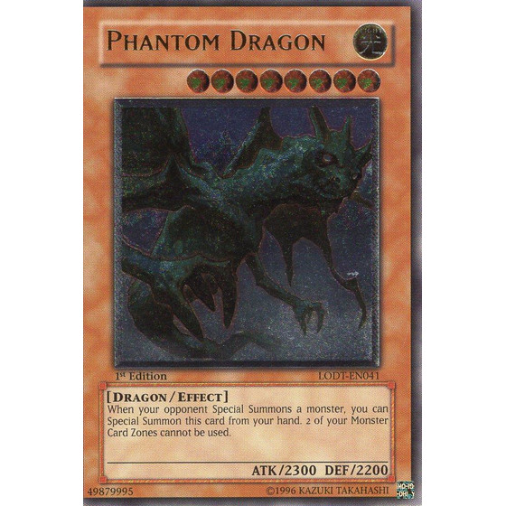 Phantom Dragon - LODT-EN041 - Ultimate Rare