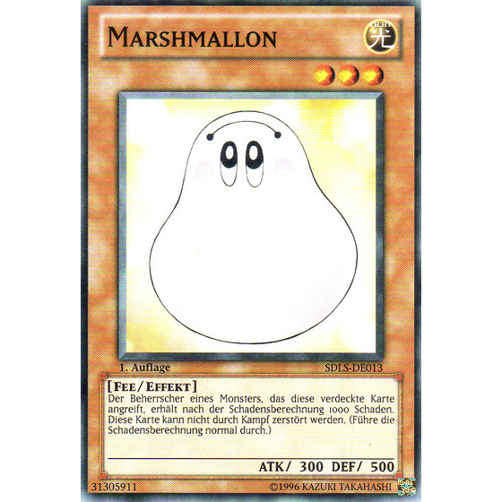 Marshmallon - SDLS-DE013 - Common
