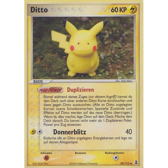 Ditto - 39/113 - Uncommon