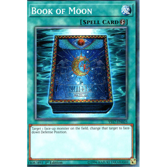 Book of Moon - YS17-EN025 - Common