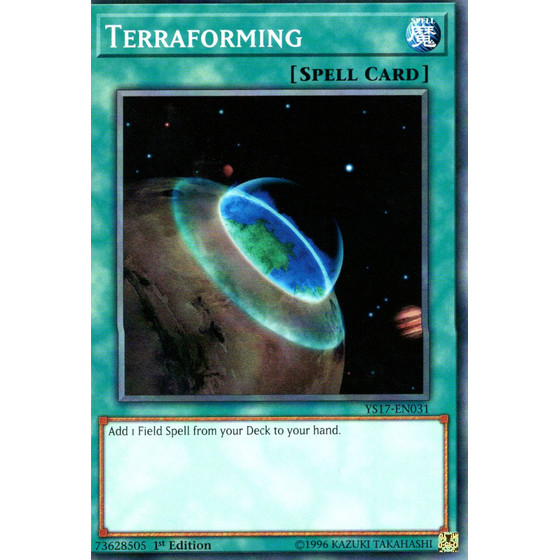 Terraforming - YS17-EN031 - Common