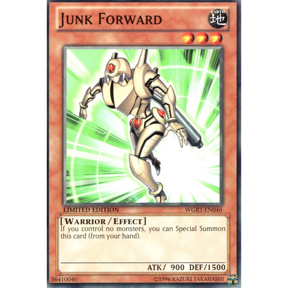 Junk Forward - WGRT-EN046 - Common
