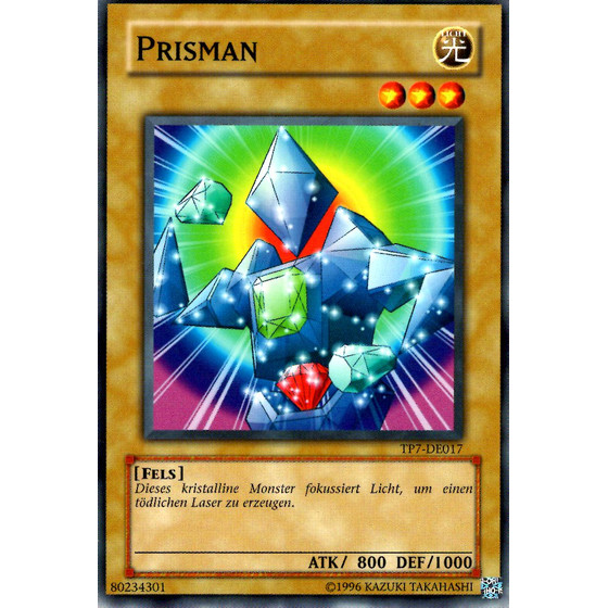 Prisman - TP7-DE017 - Common