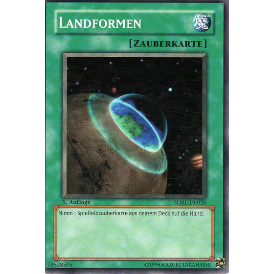 Landformen - SDRL-DE026 - Common