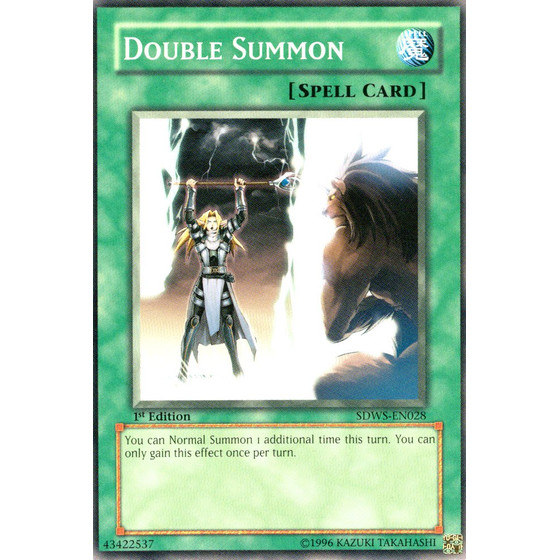 Double Summon - SDWS-EN028 - Common