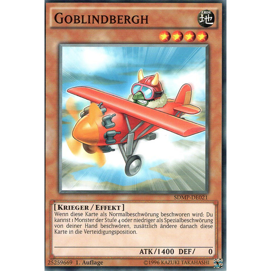 Goblindbergh - SDMP-DE021 - Common