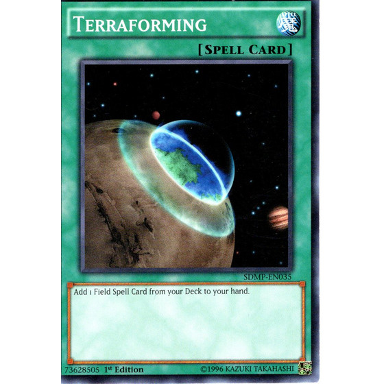 Terraforming - SDMP-EN035 - Common