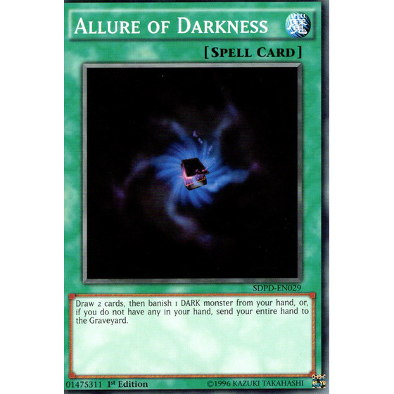 Allure of Darkness - SDPD-EN029 - Common