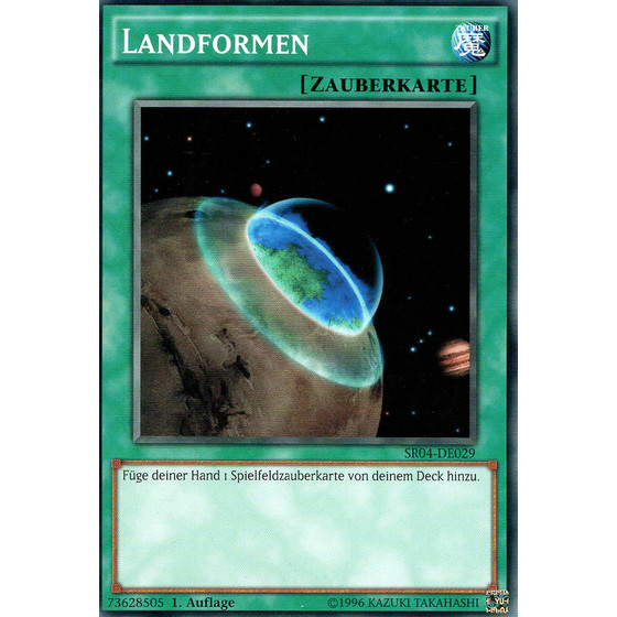 Landformen - SR04-DE029 - Common