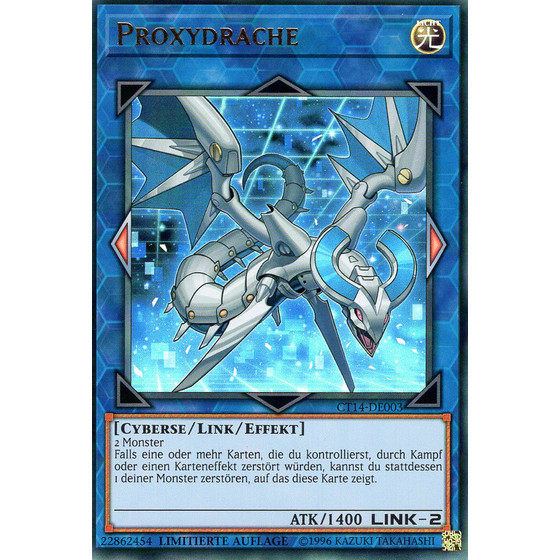 Proxydrache - CT14-DE003 - Ultra Rare