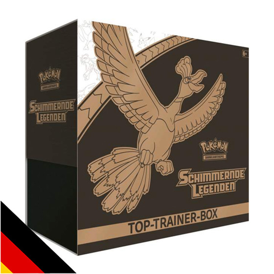 Schimmernde Legenden Top Trainer Box
