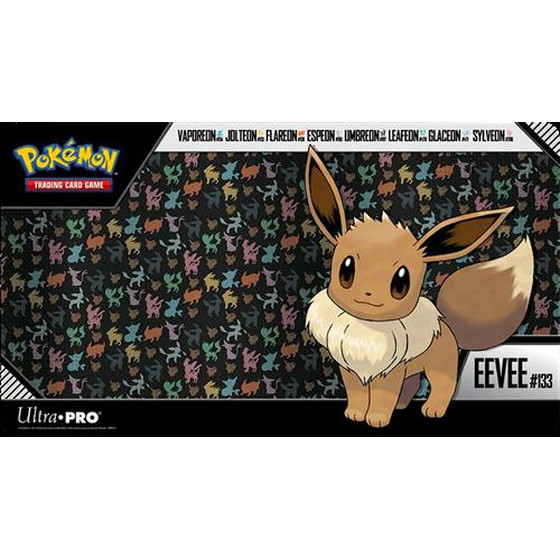 Pokemon Evoli Spielmatte / Playmat - Ultra Pro