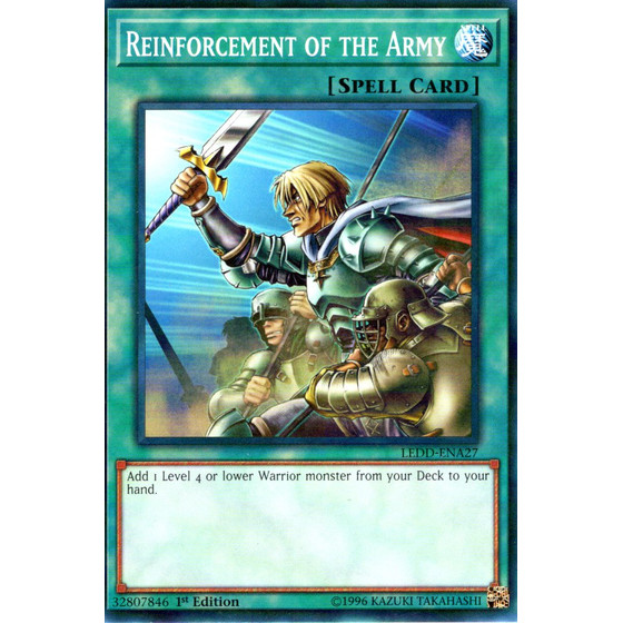 Reinforcement of the Army - LEDD-ENA27 - Common