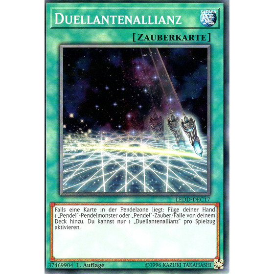 Duellantenallianz - LEDD-DEC17 - Common