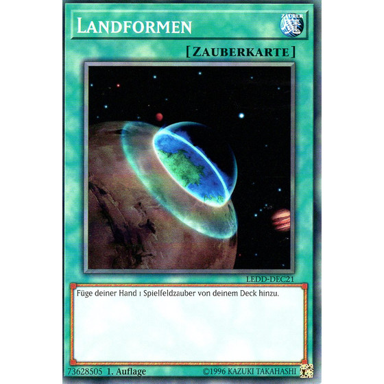 Landformen - LEDD-DEC21 - Common