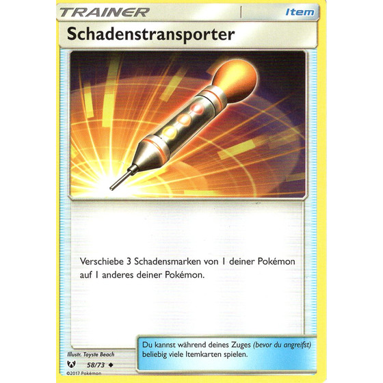 Schadenstransporter - 58/73 - Uncommon